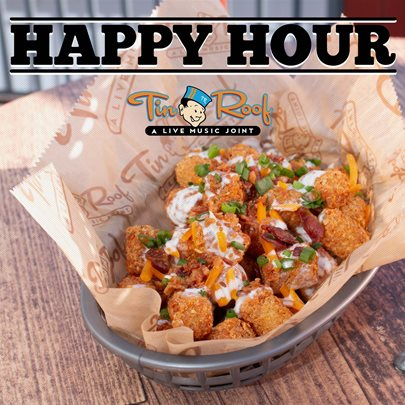 Happy Hour & Daily Specials